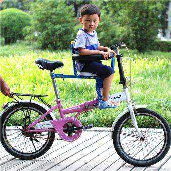 bicycle seat for baby or children in front of the mountain bike safety also some motor cycle or mounted in the back of bicycle red - intl