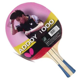 Harga BUTTERFLY ADDOY LEVEL 1000 ITTF APPROVED TABLE TENNIS TT BAT