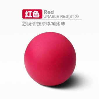 Harga Myofascial massage ball ball hockey ball deep muscle relaxation massage healing alternative tennis ball fitness ball