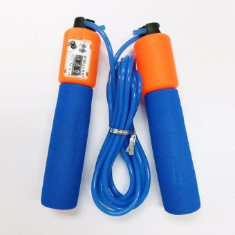 Harga Blue Skipping Rope - with counter