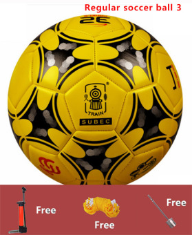 Regular soccer ball 3 Outdoor soccer Indoor soccer Outdoor Football Football Soccer(...) - Intl