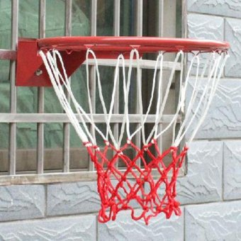 Harga Durable Nylon Thick Thread Sports Basketball Rim Mesh Net 13 Loops Sport - intl