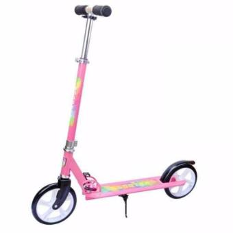 Harga Scooter Foldable ULTRA Light Weight Kick Scooter for Kids and Adult