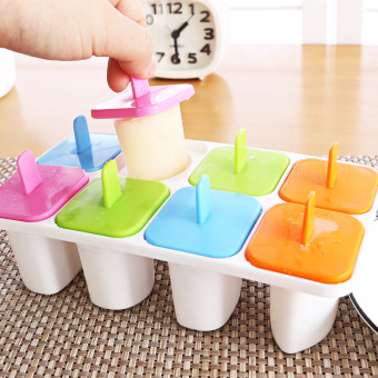 Cute ice cream popsicle ice lattice ice Mold Price in Singapore
