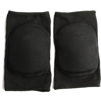 Harga Hang-Qiao Knee Pads Guard Protector (Black)