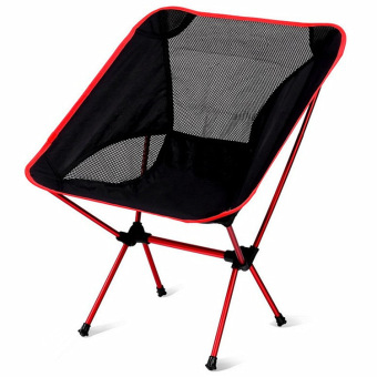 Harga Folding Portable Chairs(red)