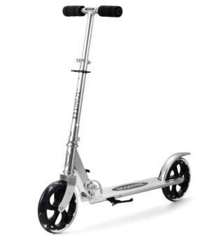 Harga Winning Slim-COOL Foldable Kick Scooter (Silver)