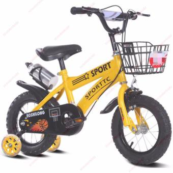 Harga Sporttc 14 inch Kids Bicycle with Bottle Cage (Taiwan Made)