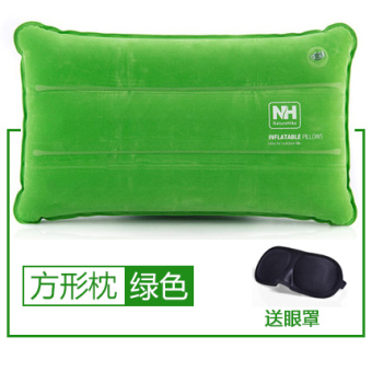 NH outdoor portable travel camping waist pillow inflatable pillow