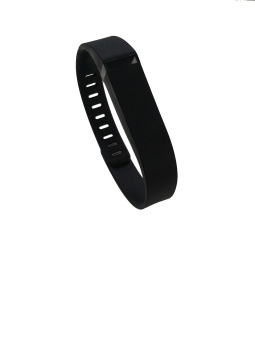 Harga OEM Replacement Wristband Bracelet Clasp for Fitbit Flex (Black)