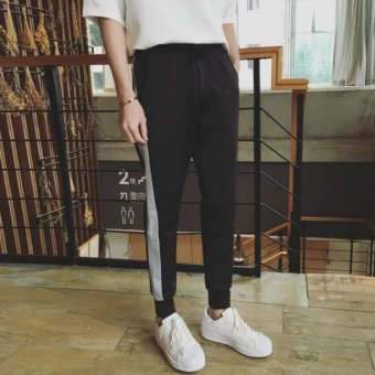 Autumn New style spring and summer harem pants ankle-length pants (Beam foot trousers)