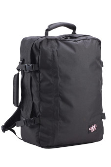 Harga CabinZero Classic 44L Backpack (Absolute Black)