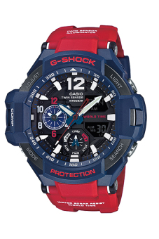 Casio G-Shock GA-1100-2A Red