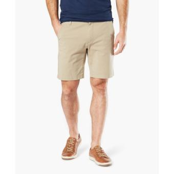 Dockers 360 Straight Fit Shorts Khaki