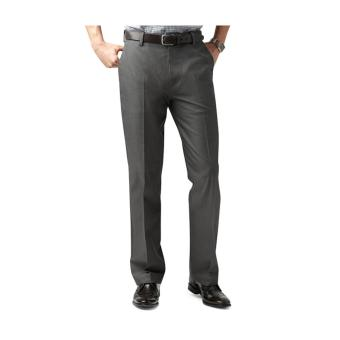 Dockers Signature Khaki Straight Pants Iron Grey