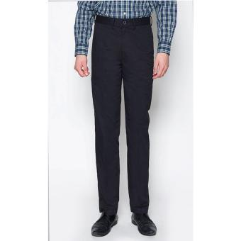 Dockers Signature On the Go Khaki Slim Pants Black Metal