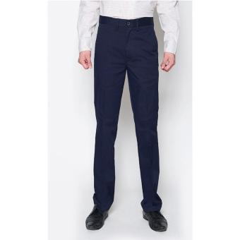 Dockers Signature On the Go Khaki Slim Pants Dockers Navy