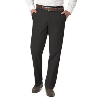 Dockers Signature On the Go Khaki Straight Pants Storm