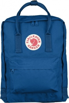 Fjallraven Kanken Classic Backpack (Lake Blue)