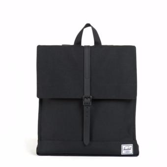 Harga Herschel Supply Co. City mid volume backpack- ALL BLACK