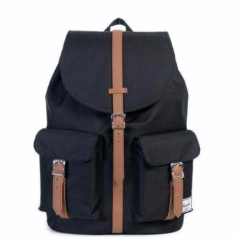 Harga Herschel Supply Co | Dawson | Black/Tan | 20.5L