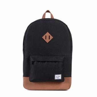 Harga Herschel Supply Co - Heritage - Black/Tan