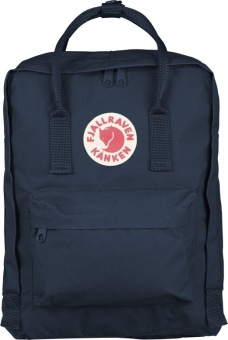 Fjallraven Kanken Classic Backpack (Royal Blue)