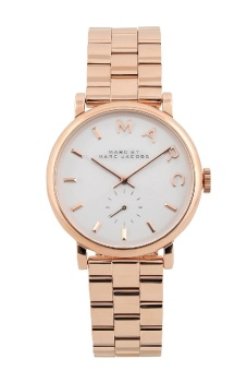 Marc by Marc Jacobs MBM3244 Rose Gold