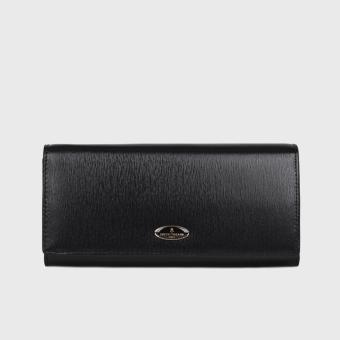 Harga Tocco Toscano Lauren Long Wallet (Black)