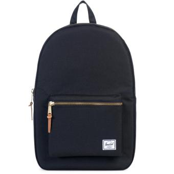Harga Herschel Supply Co. Settlement Backpack – BLACK COLOR