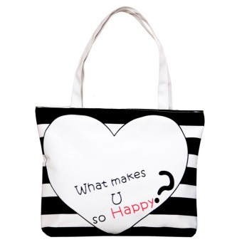 Trending Tote Bag - Happy