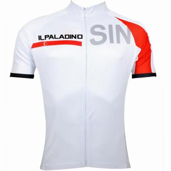 Harga Paladin Men Summer Cycling Jersey Short Sleeve Sports Clothing