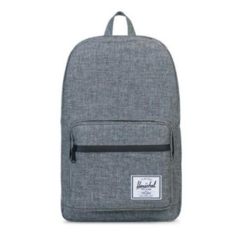 Harga Herschel Supply Co - Pop Quiz - Charcoal Crosshatch