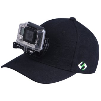 Harga Hat wholesale gopro hero2/3 +/4 gopro accessories hat sun hat cap