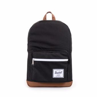 Harga Herschel Supply Co - Pop Quiz - Black/Tan