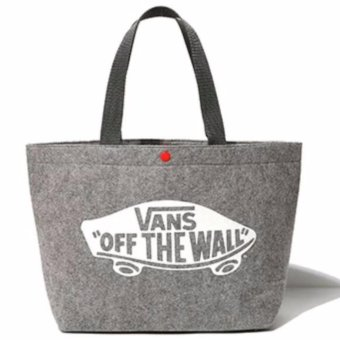 Harga Vans Tote Handle Bag (Grey)