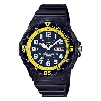 Harga Casio Diver Look Analog Watch MRW200HC-2B