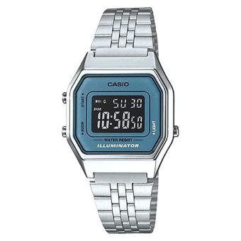 Harga Casio Ladies Standard Digital Watch LA680WA-2B