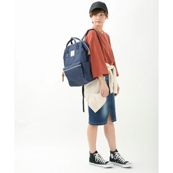 Harga Anello x Earth Music & Ecology - Limited Edition Backpack - Navy
