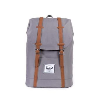 Harga Herschel Supply Co - Retreat - Grey Leather