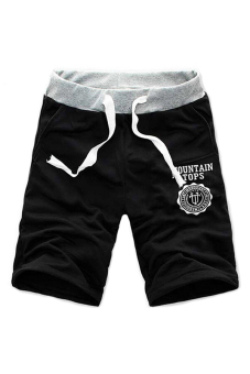 Harga Jetting Buy Jogger Sport Short Baggy Black (EXPORT)