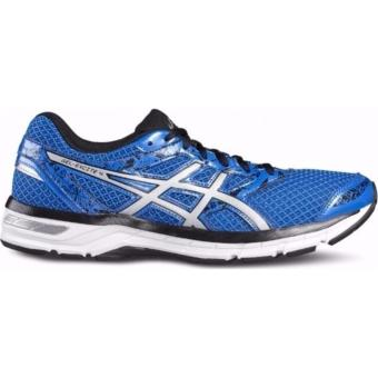 Harga ASICS GEL-EXCITE 4, RUNNING SHOES (CLASSIC BLUE/SILVER/BLACK)