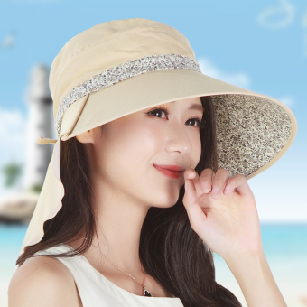 Harga Korean-style summer hat
