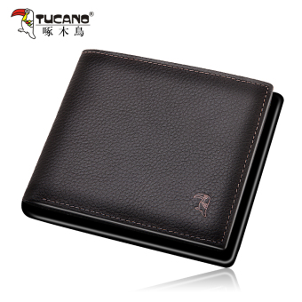 Harga Tucano leather New style business fashion wallet men's wallet