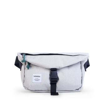 Harga Hellolulu Hong Kong simple sports tide men messenger bag shoulder backpack Joss messenger pockets (Gray)