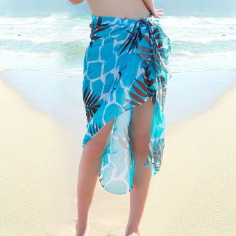 Harga Beach Love gather couple Bikini Beach pants