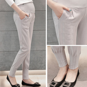Harga OL Formal Maternity Belly Pants