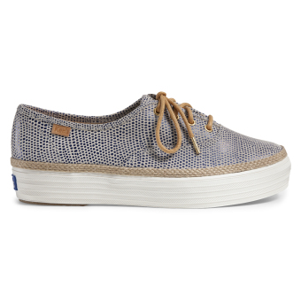 Harga Keds Triple Dalmata Dot Leather