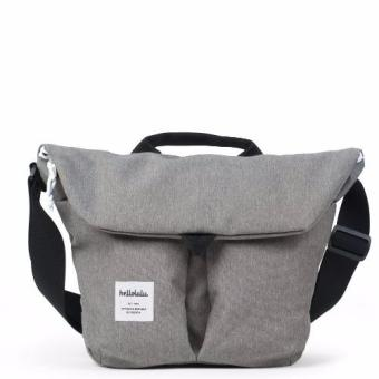 Harga Hellolulu Kasen All-day Shoulder Bag (Dark Grey)