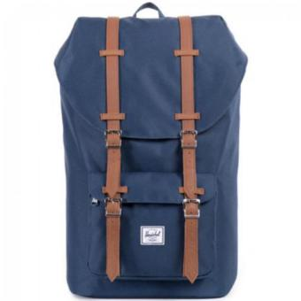 Harga Herschel Supply Co Backpack (Design 1 Navy Mid Volume)